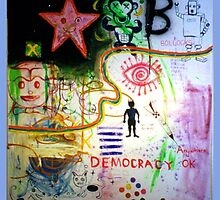 Democracy by Jason Wenzel
