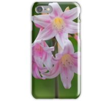 The Belladonna,s Naked Beauty iPhone Case/Skin