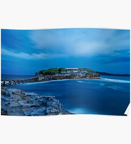 Bare Island - La Perouse Poster