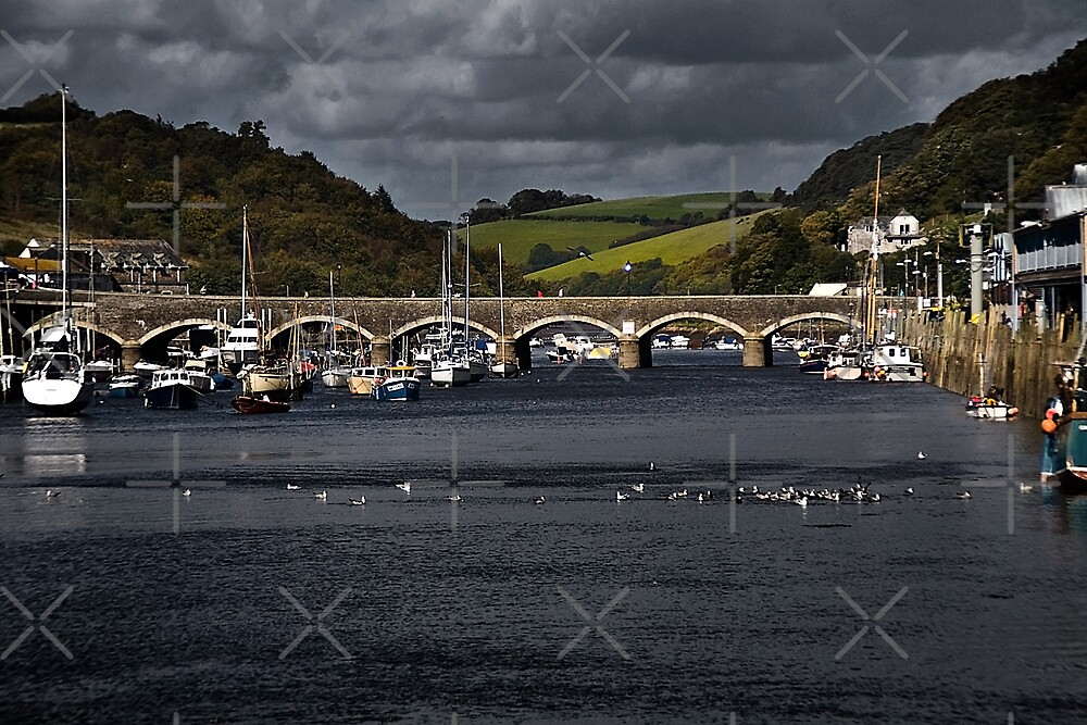 Looe Bridge by Country  Pursuits