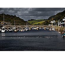 Looe Bridge Photographic Print
