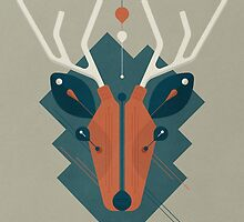Stag by tracieandrews