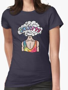 CloudHead Womens Fitted T-Shirt