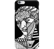 Black and White Laura Marling Inspired iPhone Case/Skin