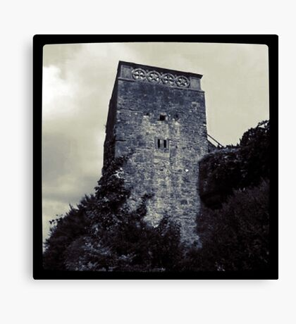 Hanging Tower Canvas Print