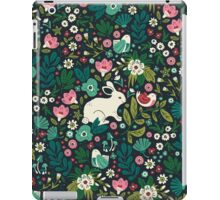 Forest Friends iPad Case/Skin
