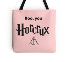 Boo You Horcrux Tote Bag