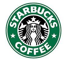 Starbucks Logo by Jack Stride