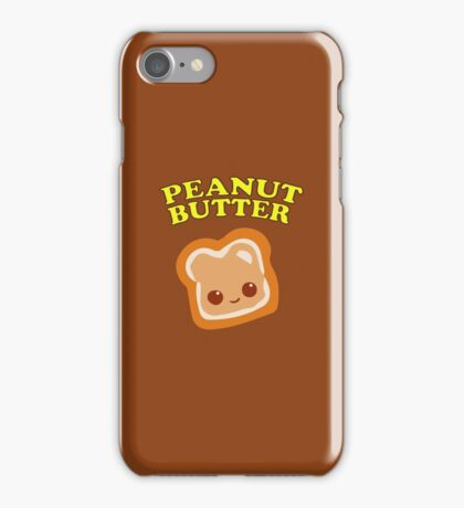 Couple - Peanut Butter (& Jelly) iPhone Case/Skin