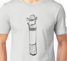 Cowboy cigarette Unisex T-Shirt