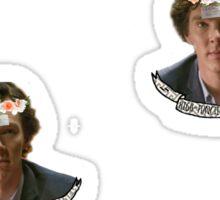 high-functioning sociopath Sticker