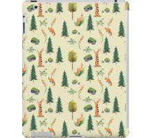 Swedish Forest iPad Case/Skin