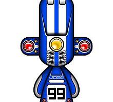 Capsule Toyz - Viper 99 by Saing Louis