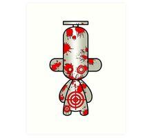 Capsule Toyz - Bloody Victim Art Print
