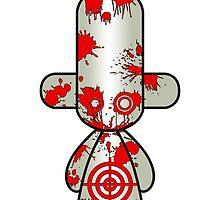 Capsule Toyz - Bloody Victim by Saing Louis