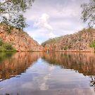 Edith Falls - Nitmiluk NP by Steve Bullock