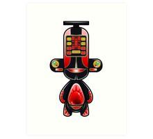 Capsule Toyz - Famous K2000 Art Print
