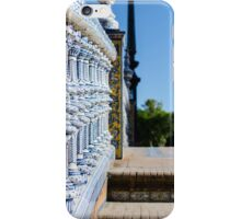 Seville - Plaza de España iPhone Case/Skin