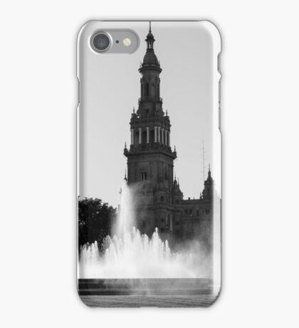 Seville - Plaza de España  iPhone Case/Skin