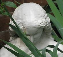 Bust entitled 'May' by wanda1505