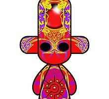 Capsule Toyz - Tribal Tattoo by Saing Louis