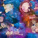 Blue Harmony by Don Wright