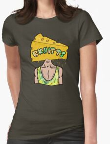 CheezeHead Womens Fitted T-Shirt