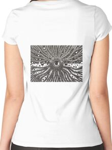 EP N°1 Women's Fitted Scoop T-Shirt