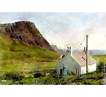 Moonen Bay, Skye, Scotland Photographic Print