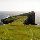 Neist Point, Skye, Scotland by Ian Gray