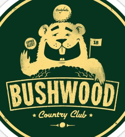 Bushwood Sticker