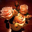 """Novembers Roses"" by franticflagwave"