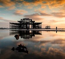 West Pier, Brighton by jamesdt