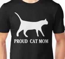 PROUD CAT MOM Unisex T-Shirt