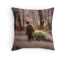 Something For The Holidays Throw Pillow