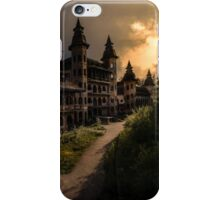 Unfinished dreams iPhone Case/Skin