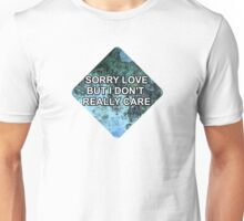Happily (Sorry Love) - One Direction Unisex T-Shirt