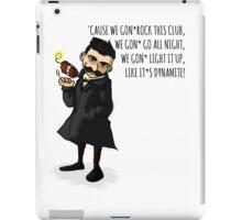 Nietzsche iPad Case/Skin