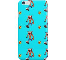 Crash + Wumpas iPhone Case/Skin