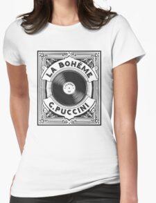 La Bohème Womens Fitted T-Shirt