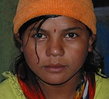 The girl of Garhwal by JYOTIRMOY Portfolio Photographer