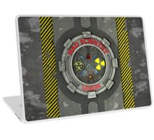 Mad Scientist Union Laptop Skin