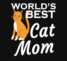 WORLD'S BEST CAT MOM Unisex T-Shirt