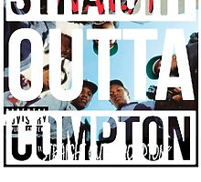 Straight Outta Compton by designbook