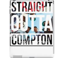 Straight Outta Compton iPad Case/Skin