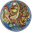 Lunar Expressions by Caleb  Hamm