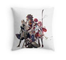 Fire Emblem Fates - Hoshido Royalty Throw Pillow