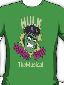 Hulk The Musical T-Shirt