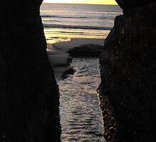 Through the Keyhole by Jean O'Callaghan