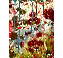 Abstract Colors Oil Painting #55 Photographic Print